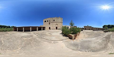 Masseria Torre Nova - foto panoramica immersiva VR a 360°