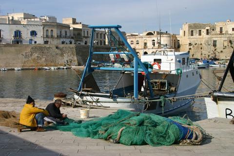 pescatori gallipolini