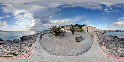 Santa Maria al Bagno - foto panoramica immersiva VR a 360°