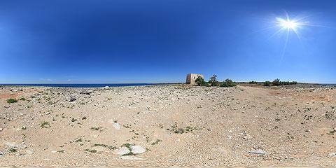 Torre Inserraglio - foto panoramica immersiva VR a 360°