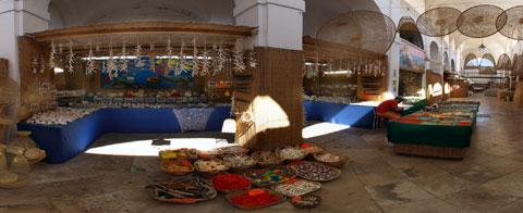 Mercato Coperto di Piazza Imbriani a gallipoli