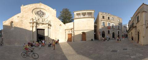 Foto Panoramica immersiva della Cattedrale di Otranto a 360°