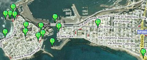 Girofoto.it adesso integra le mappe di google per trovare i panorami